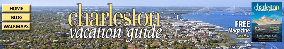 Charleston Vacation Guide - Charleston, South Carolina's vacation spot, THE GUIDE.